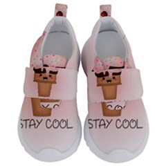 Stay Cool Velcro Strap Shoes by ZephyyrDesigns