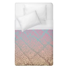 Pink Beige Elephant Skin Duvet Cover (single Size) by LoolyElzayat