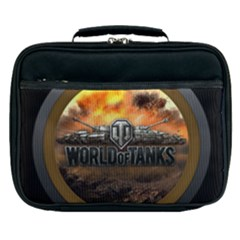 World Of Tanks Wot Lunch Bag