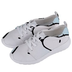 Snoopy Love Women s Lightweight Sports Shoes by Samandel