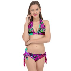 Flamingo   Child Of Dawn 2 Tie It Up Bikini Set