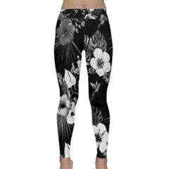 Tropical Pattern Classic Yoga Leggings