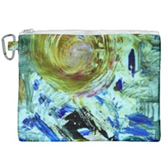 June Gloom 6 Canvas Cosmetic Bag (xxl)