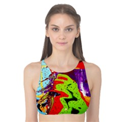Untitled Island 5 Tank Bikini Top by bestdesignintheworld