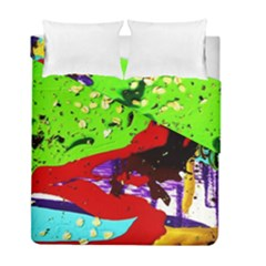 Untitled Island 4 Duvet Cover Double Side (full/ Double Size)