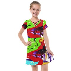 Untitled Island 4 Kids  Cross Web Dress