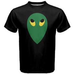 Alien Magic Mishap Men s Cotton Tee by NoctemClothing