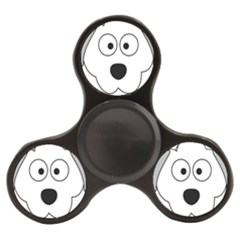 Animal Cartoon Colour Dog Finger Spinner by Nexatart