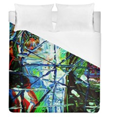 Depression 1 Duvet Cover (queen Size) by bestdesignintheworld