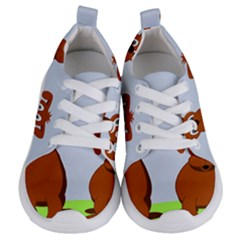 Animals Dogs Mutts Dog Pets Kids  Lightweight Sports Shoes