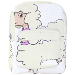 Poodle Dog Breed Cute Adorable Full Print Backpack