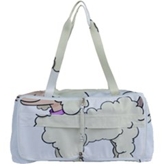 Poodle Dog Breed Cute Adorable Multi Function Bag