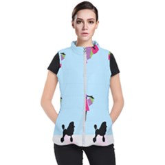 Woman Girl Lady Female Young Women s Puffer Vest