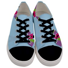 Woman Girl Lady Female Young Men s Low Top Canvas Sneakers