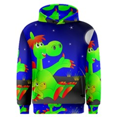 Dragon Grisu Mythical Creatures Men s Overhead Hoodie