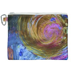 June Gloom 2 Canvas Cosmetic Bag (xxl) by bestdesignintheworld
