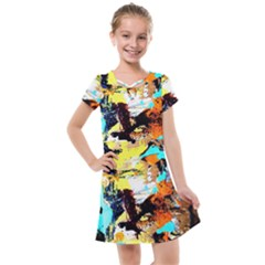 Fragrance Of Kenia 4 Kids  Cross Web Dress