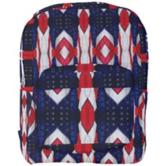 Patriotic P Full Print Backpack by mored