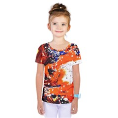 Smashed Butterfly 2 Kids  One Piece Tee
