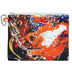 Smashed Butterfly 2 Canvas Cosmetic Bag (xxl) by bestdesignintheworld