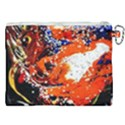 Smashed Butterfly 2 Canvas Cosmetic Bag (XXL) View2