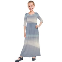 Cheviot Kids  Quarter Sleeve Maxi Dress