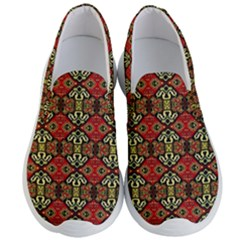 Artwork By Patrick Colorful 49 Men s Lightweight Slip Ons