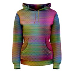 Colorful Sheet Women s Pullover Hoodie