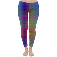 Colorful Sheet Classic Winter Leggings by LoolyElzayat