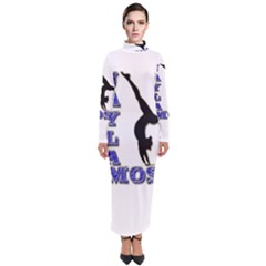 Jay3new Copy Turtleneck Maxi Dress