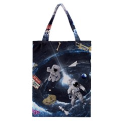 We Found Laika Classic Tote Bag by Valentinaart