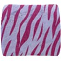 SKIN3 WHITE MARBLE & PINK DENIM (R) Back Support Cushion View1