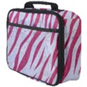 SKIN3 WHITE MARBLE & PINK DENIM (R) Full Print Lunch Bag View4
