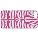 SKIN2 WHITE MARBLE & PINK DENIM (R) Apple iPhone 5 Classic Hardshell Case View1