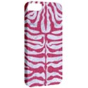 SKIN2 WHITE MARBLE & PINK DENIM (R) Apple iPhone 5 Classic Hardshell Case View2