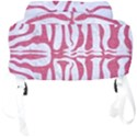 SKIN2 WHITE MARBLE & PINK DENIM (R) Full Print Backpack View4