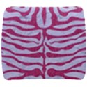 SKIN2 WHITE MARBLE & PINK DENIM (R) Back Support Cushion View1