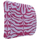 SKIN2 WHITE MARBLE & PINK DENIM (R) Back Support Cushion View2