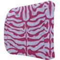 SKIN2 WHITE MARBLE & PINK DENIM (R) Back Support Cushion View3