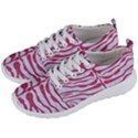 SKIN2 WHITE MARBLE & PINK DENIM (R) Men s Lightweight Sports Shoes View2