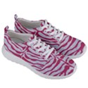 SKIN2 WHITE MARBLE & PINK DENIM (R) Men s Lightweight Sports Shoes View3
