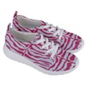 SKIN2 WHITE MARBLE & PINK DENIM (R) Women s Lightweight Sports Shoes View3
