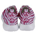 SKIN2 WHITE MARBLE & PINK DENIM (R) Women s Lightweight Sports Shoes View4