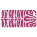 SKIN2 WHITE MARBLE & PINK DENIM Apple iPhone 5 Hardshell Case View1