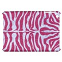 SKIN2 WHITE MARBLE & PINK DENIM Apple iPad Mini Hardshell Case View1