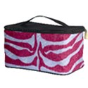 SKIN2 WHITE MARBLE & PINK DENIM Cosmetic Storage Case View3