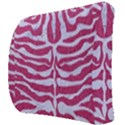 SKIN2 WHITE MARBLE & PINK DENIM Back Support Cushion View3