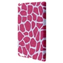 SKIN1 WHITE MARBLE & PINK DENIM (R) Apple iPad 3/4 Hardshell Case View3