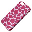 SKIN1 WHITE MARBLE & PINK DENIM (R) Apple iPhone 5 Classic Hardshell Case View4