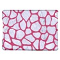 SKIN1 WHITE MARBLE & PINK DENIM iPad Air Hardshell Cases View1